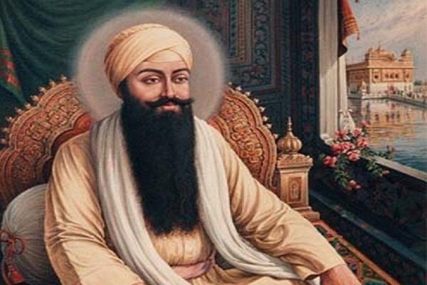 PunjabKesari, The festival of light of fourth guru Shri Guru Ramdas ji