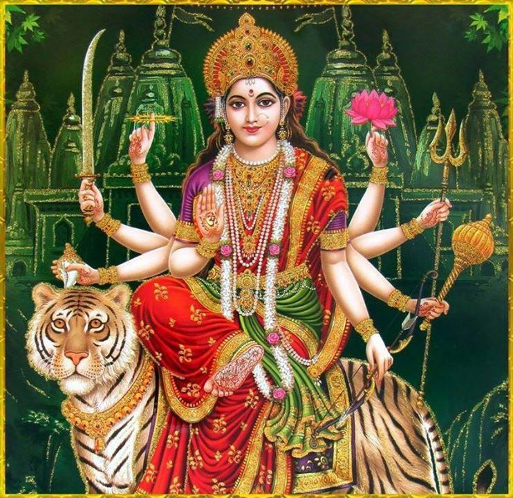 PunjabKesari, Chaitra Navratri 2019, Chaitra Navratri, Navdurga, Devi Durga, Chaitra Navratri Specilal Mantra