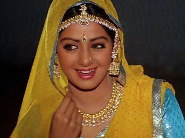 PunjabKesari, Sridevi image
