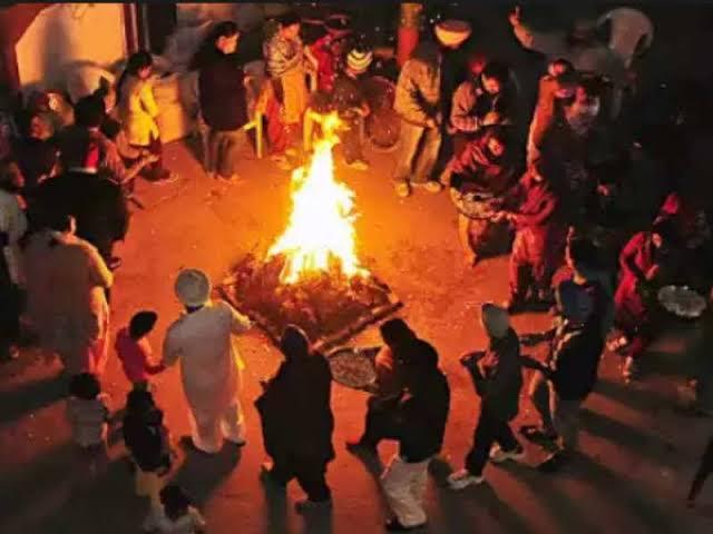 PunjabKesari Lohri 2020