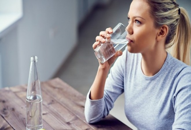 PunjabKesari, Drink water Image, Water benefits Image, पानी पीने के फायदे इमेज
