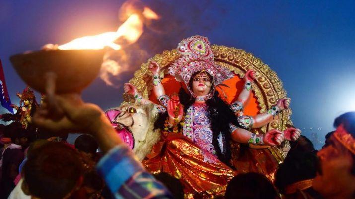 PunjabKesari, Navratri 2019, शारदीय नवरात्रि, नवरात्रि 2019, shardiya navratri 2019, Maa Durga, Punjab kesari, hindu religion, hindu shastra, navratri pujan