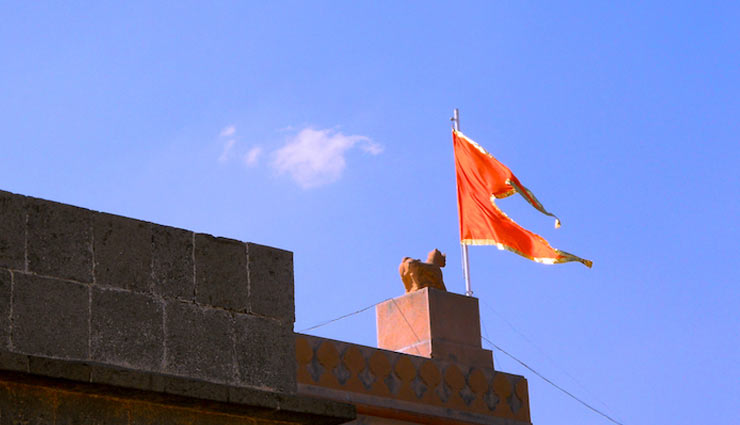 PunjabKesari Where to place hanuman flag at home
