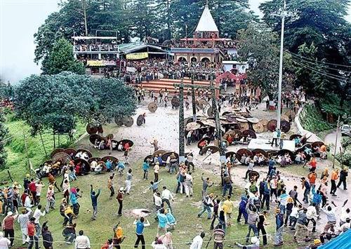 PunjabKesari, kundli tv, Maa Barahi Dham