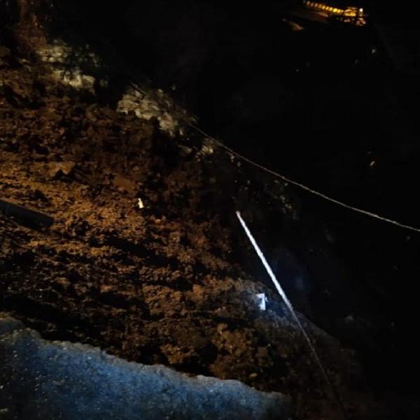IGMC के पास भारी Landslide, मलबे में दबे 3 लोगों का हुआ रेस्क्यू