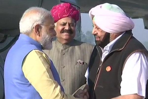 kartarpur corridor inauguration pm narendra modi dera baba nanak sahib