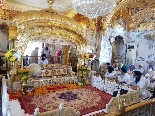 PunjabKesari Guru Arjun Dev ji Shaheedi Diwas