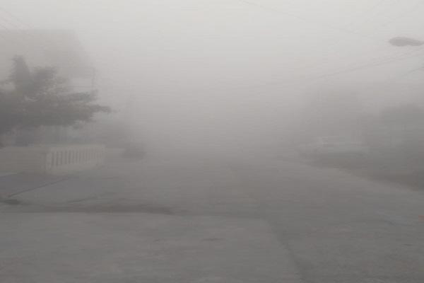 PunjabKesari,  Life, Influence, Haze, Weather, National Highway