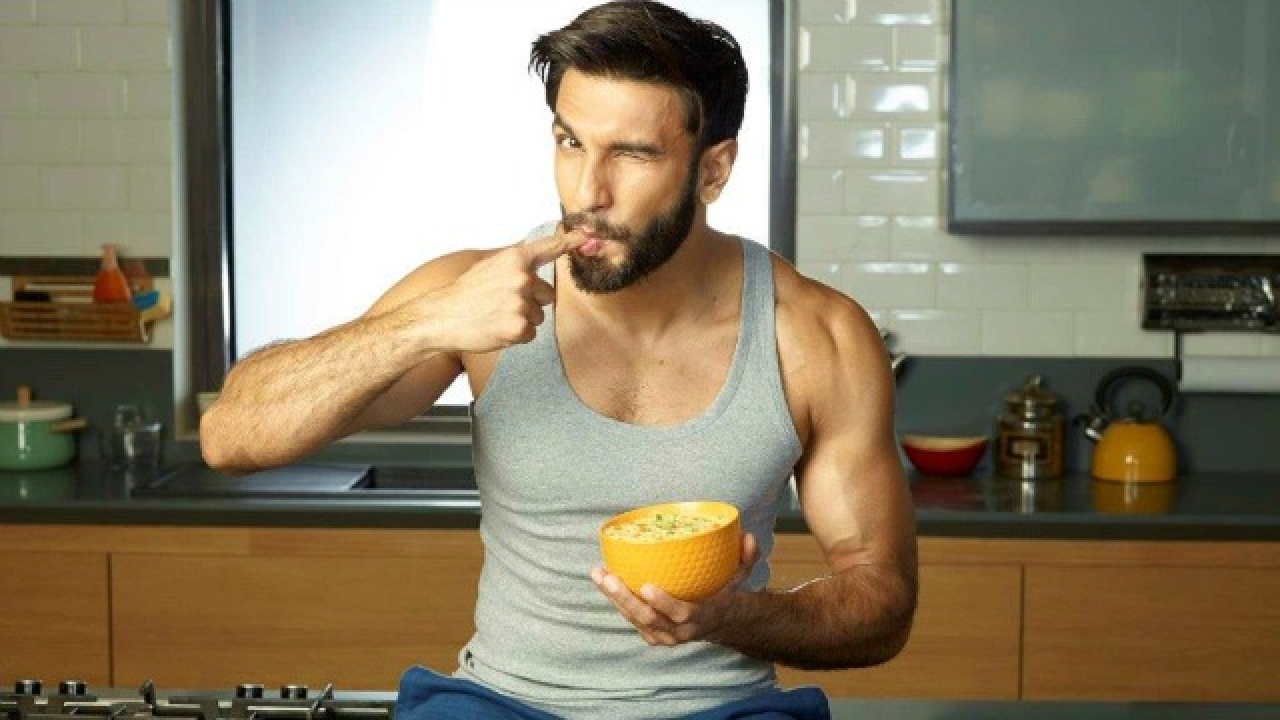 PunjabKesari,  Ranveer Singh,Ranveer Singh hd image, diet plan