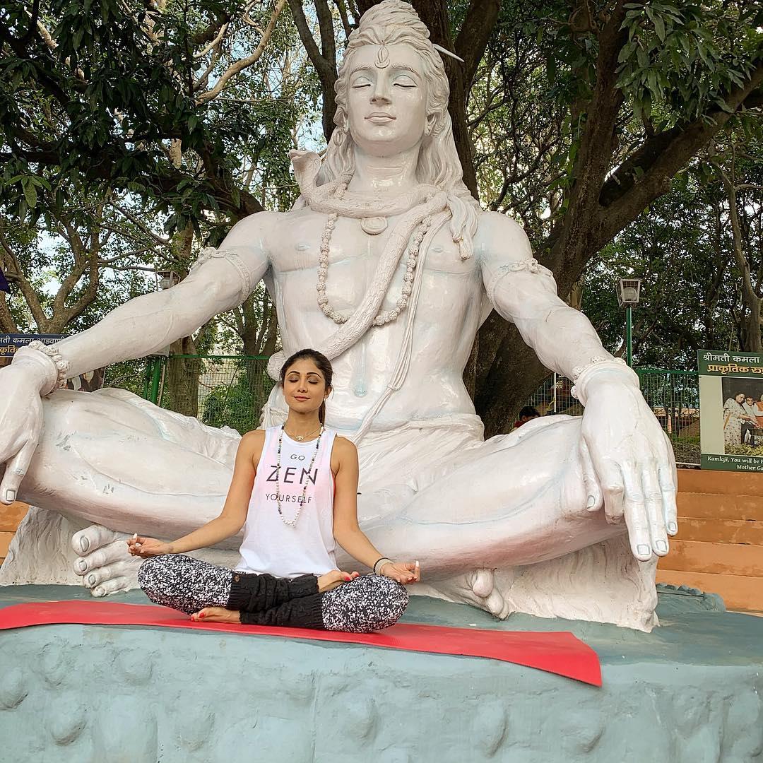 PunjabKesari, Shilpa Shetty kundra