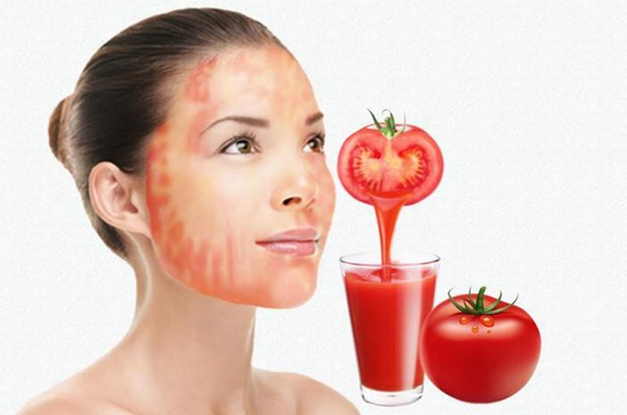 PunjabKesari, Nari, Tomato Face Pack, Beauty Image