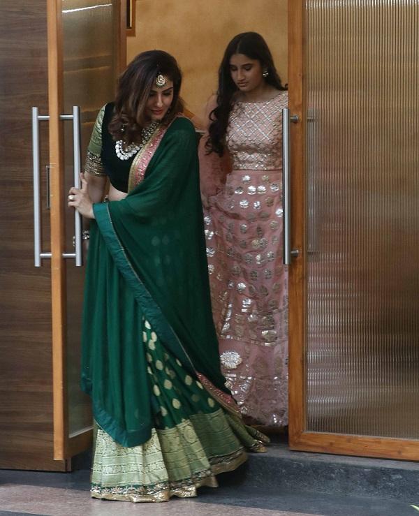 Bollywood Tadka,raveena tondon image, raveena tondon photo, raveena tondon pictures,Rasha Thadani image ,Rasha Thadani photo, Rasha Thadani pictures