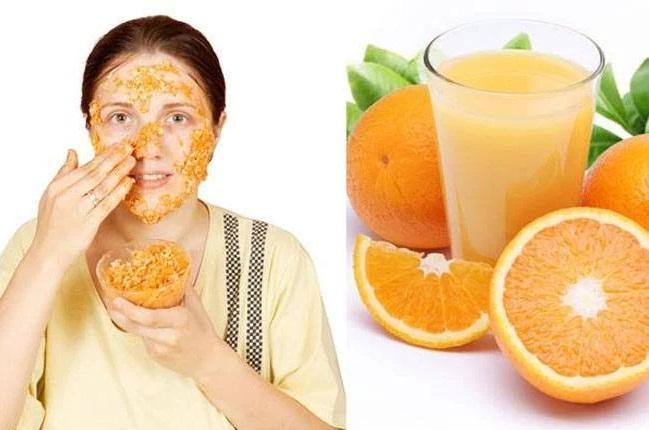 PunjabKesari, Nari, Orange Peel Face Pack, Beauty Image