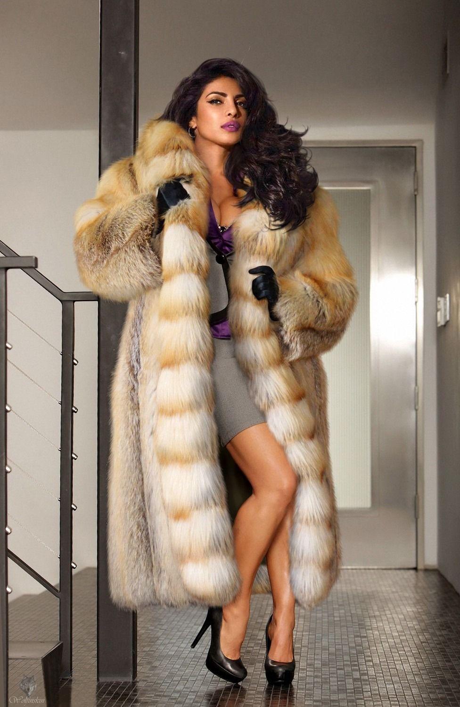 PunjabKesari, Fur coat