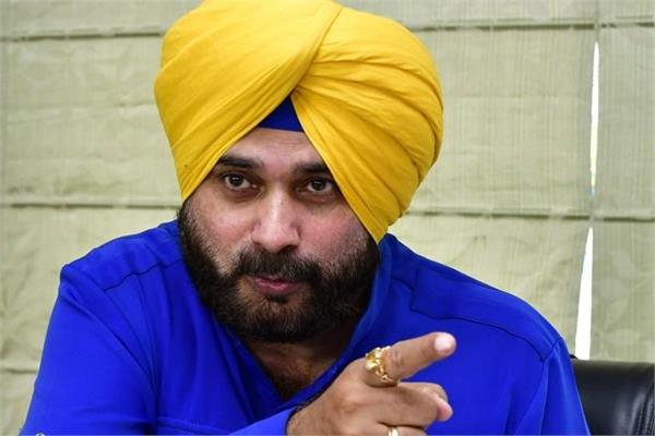 navjot singh sidhu said big tweet on violence in tractor rally