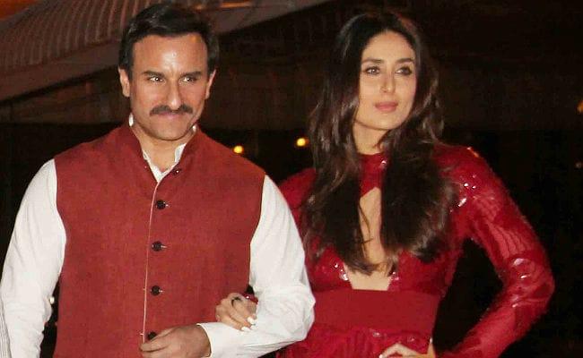 PunjabKesari, saif and kareena