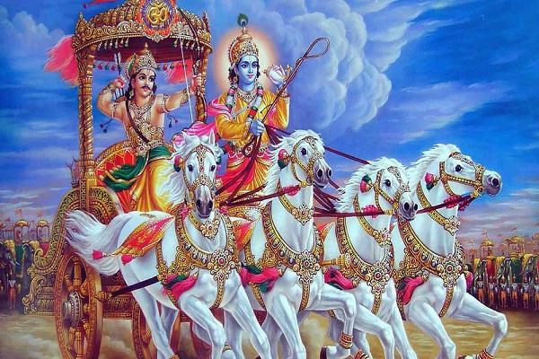 PunjabKesari, Dharam, Bhagavad Gita, Lord Shri Krishna, Bhagavad Gita Gyan, Srimad Bhagavad Gita, Geeta Shaloka, गीता श्लोक