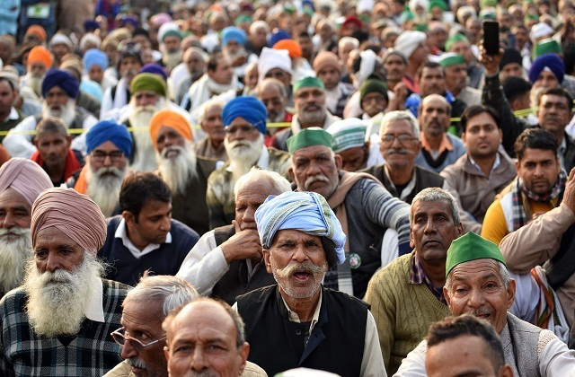 Amid farmers' protest against farm laws 2020, Baharitya Kisan Union leader Rakesh Tikait said next call for farmers' march to Parliament.