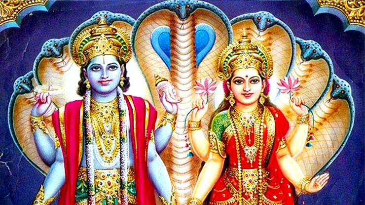 PunjabKesari This specialty of Lord Vishnu makes him the best