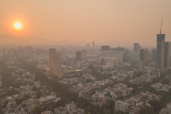PunjabKesari, Pollution level reached 462 in Jalandhar