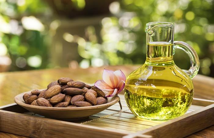 PunjabKesari, Nari, Almond Oil, Beauty Tips Image