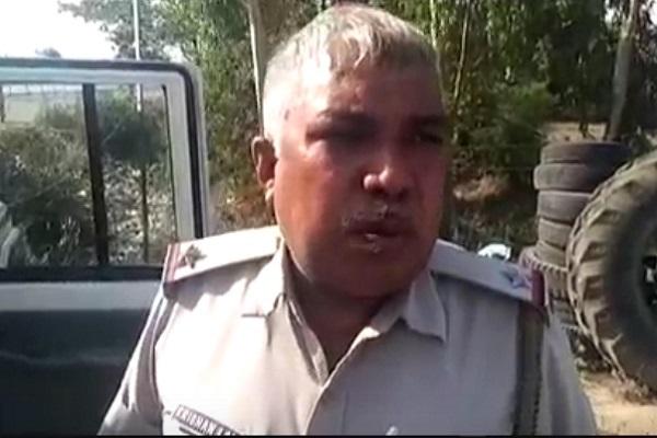 PunjabKesari, Speed, Accident
