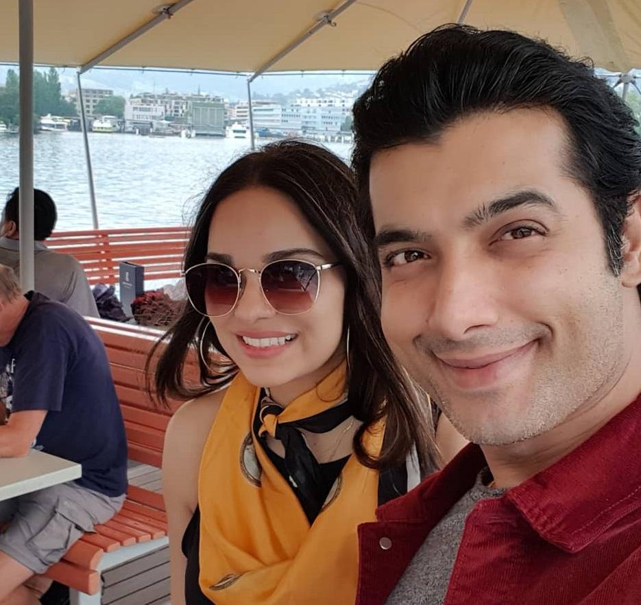 Bollywood Tadka,शरद मल्होत्रा इमेज,शरद मल्होत्रा फोटो,शरद मल्होत्रा पिक्चर, रिप्सी भाटिया इमेज,रिप्सी भाटिया फोटो,रिप्सी भाटिया पिक्चर