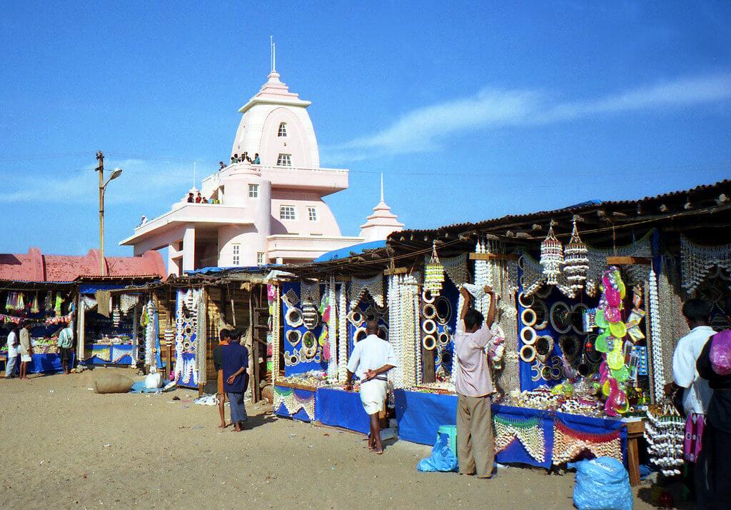 PunjabKesari kanyakumari temple