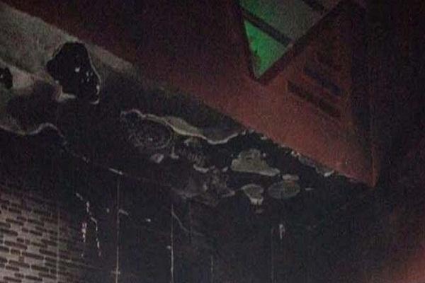 PunjabKesari, Terrible fire in the house