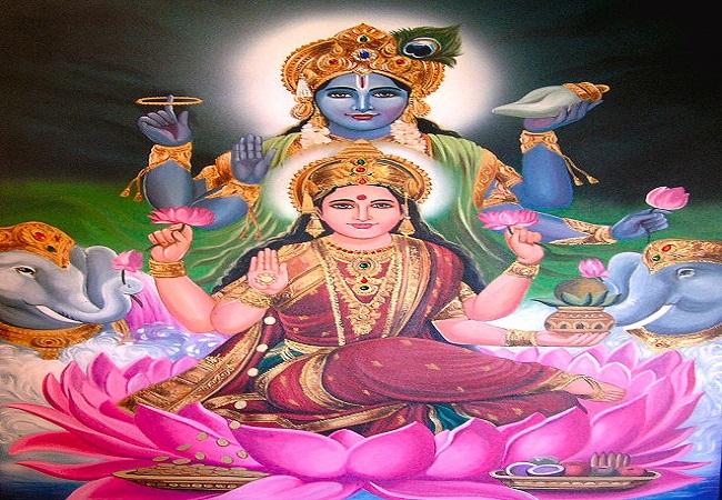PunjabKesari, Lakshmi narayan, Devi lakshmi, Lord narayan, देवी लक्ष्मी, नाराण, लक्ष्मी नारायण