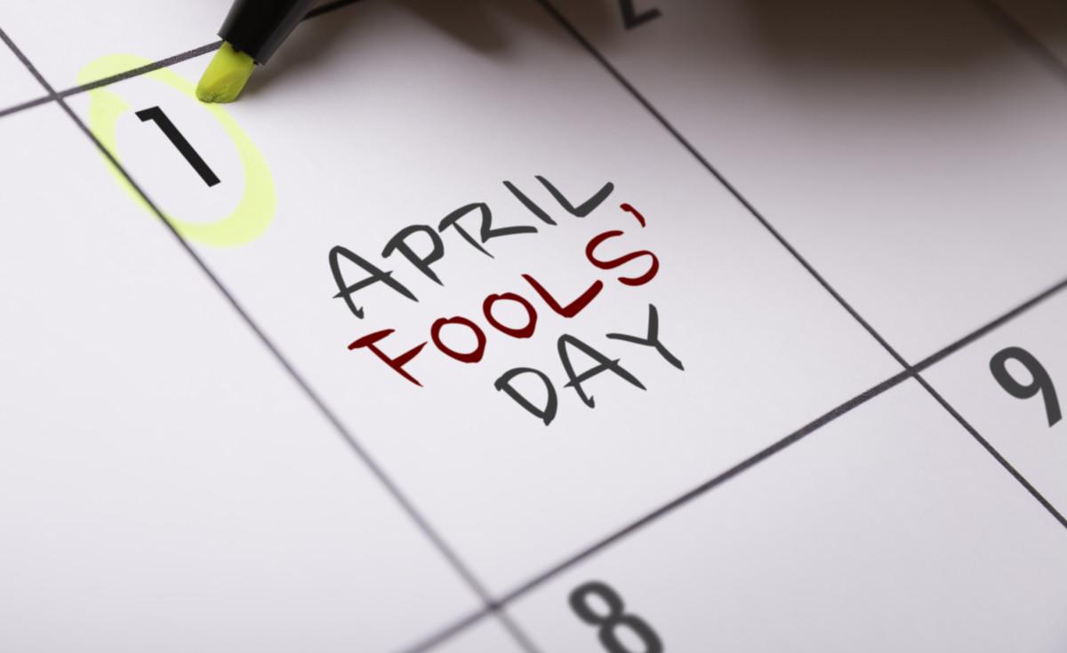 PunjabKesari April fool day 2020