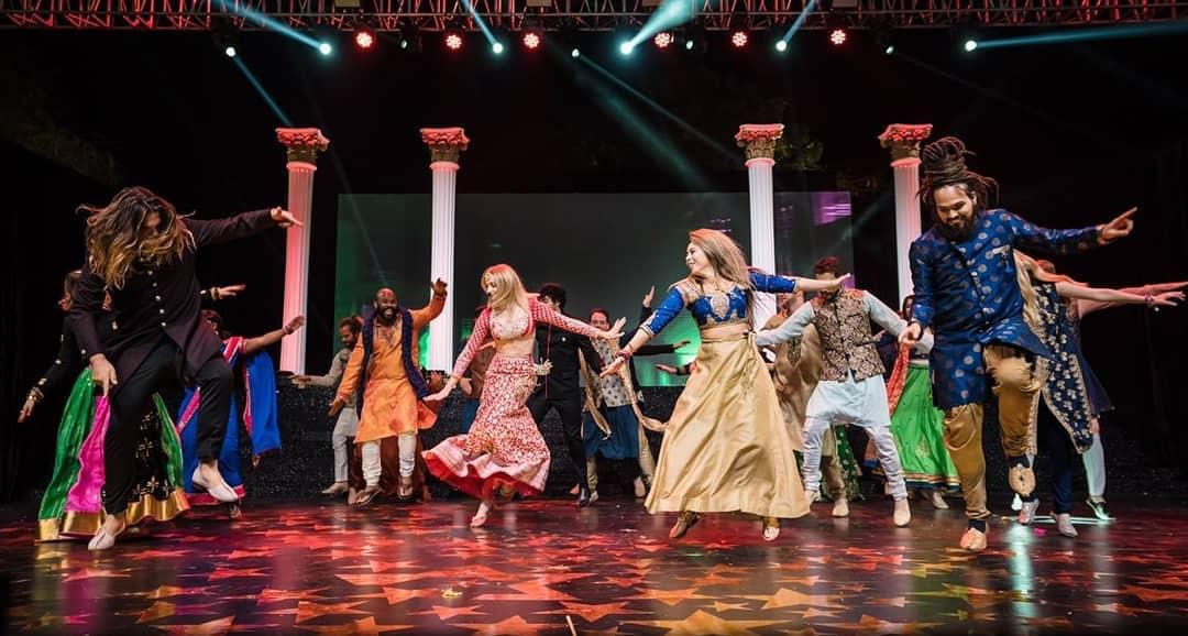 PunjabKesari, Priyanka nick sangeet ceremony