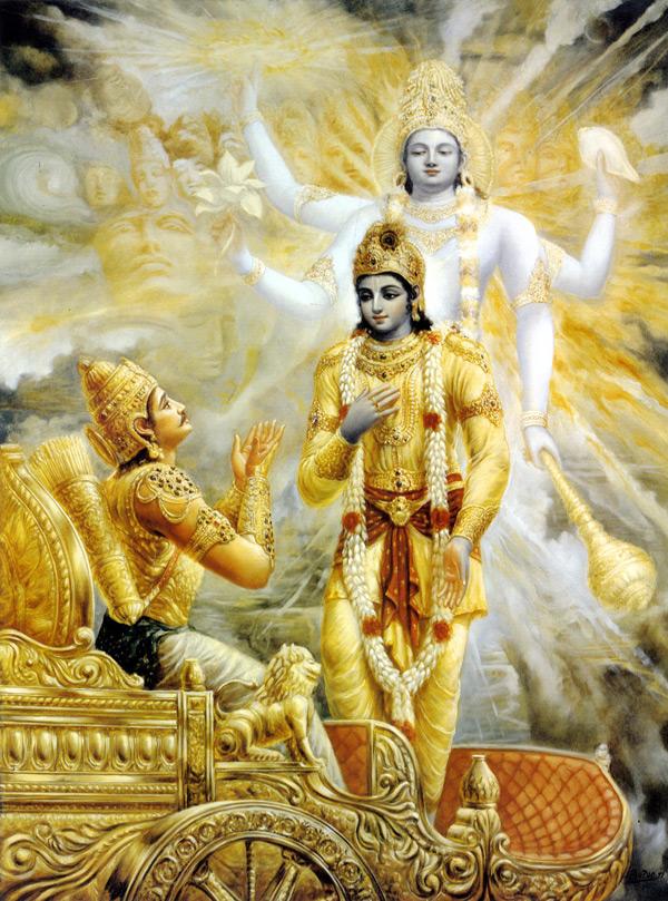 PunjabKesari, Teachings Of Shrimad Bhagavad Gita