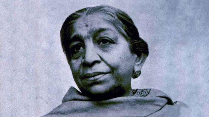 PunjabKesari Death anniversary of Sarojini Naidu