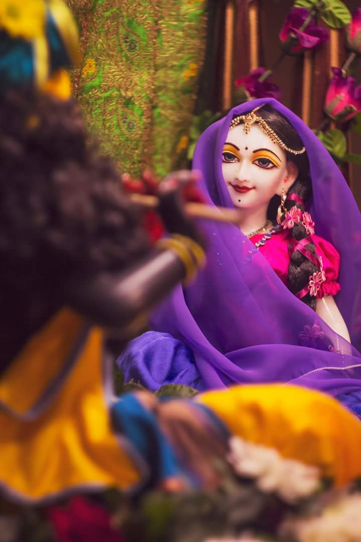 PunjabKesari, kundli tv, sri radha, radha rani image