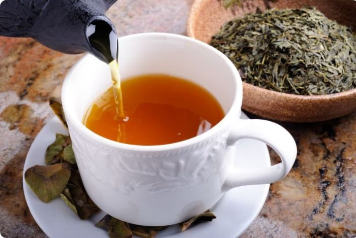 PunjabKesari, Cannabis tea Image, Bhang Chai Image