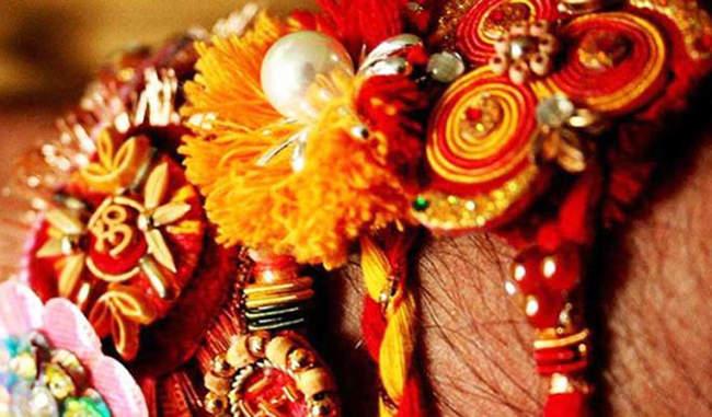 PunjabKesari, Raksha Bandhan, Raksha Bandhan 2019, रक्षा बंधन, राखी, Rakhi 2019, Raksha Bandhan Celebration