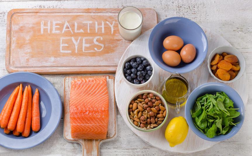 PunjabKesari, Eyes Care Image, आंखों के लिए आहार इमेज, आंखों की देखभाल इमेज