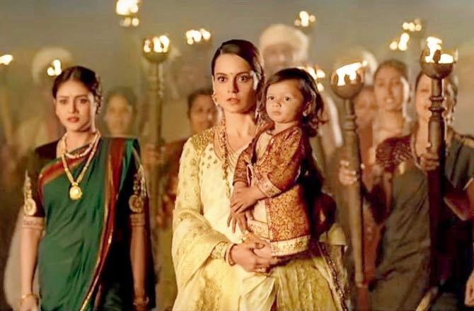 Bollywood Tadka,Manikarnika movie Image,Kagana Ranaut Image ,मणिकर्णिका मूवी इमेज ,कंगना रनौत इमेज