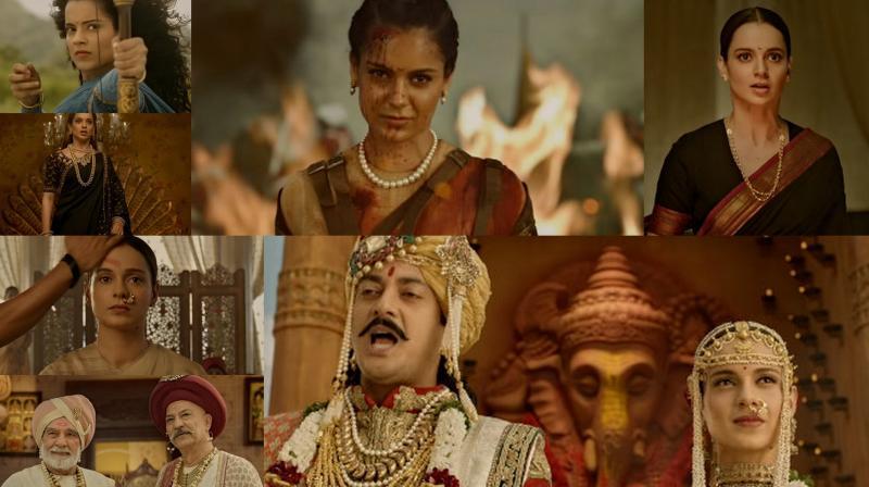 Bollywood Tadka,manikarnika Movie Hd Image,मणिकर्णिका मूवी एचडी इमेज
