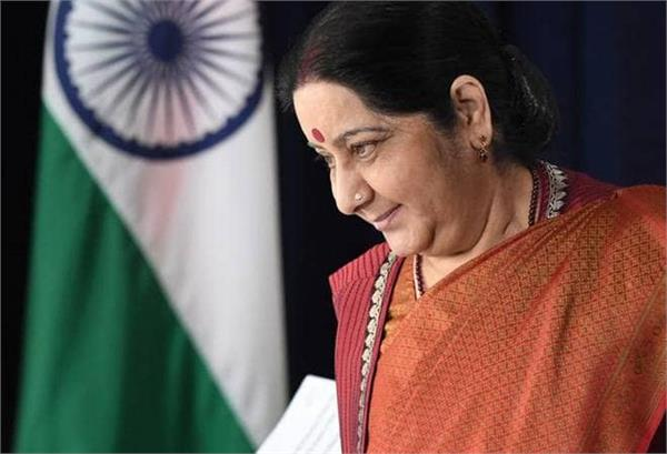 the people of ambala had thrown politics in the hands of sushma