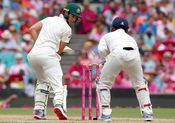 Cricket Australia INDvsAUS 4th Test