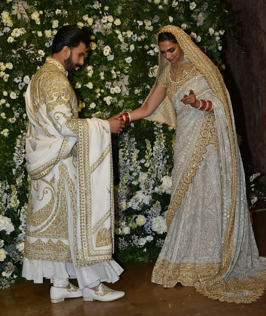 PunjabKesari, Deepveer mumbai reception