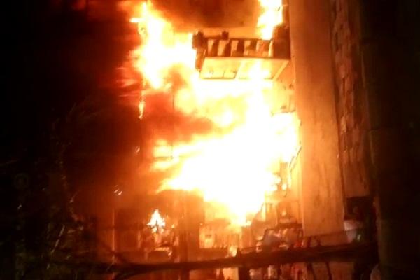 PunjabKesari, fire