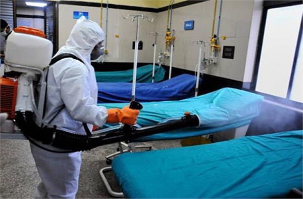 rahata 100 beds for corona patients in jims hospital