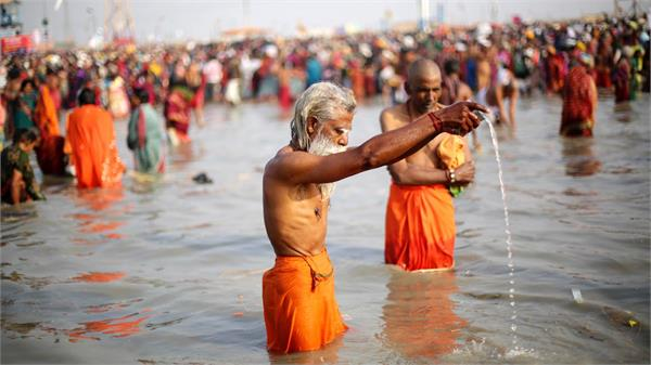 ganga water has special importance in hinduism disease becomes