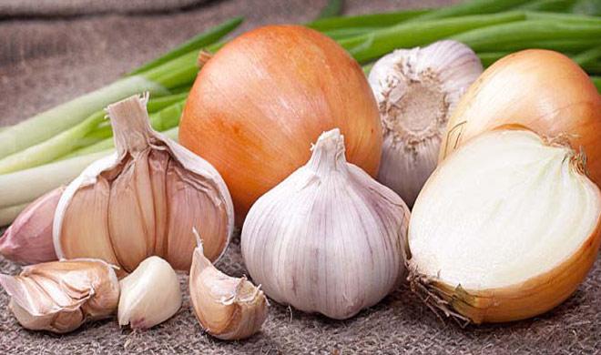 PunjabKesari, Onion, प्याज, लहसुन, Garlic