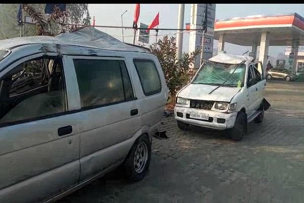 PunjabKesari,  People, Death, Road Incident, PGI