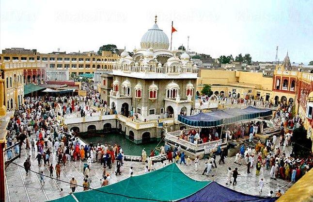 दुनिया का सबसे बड़ा गुरुद्वारा होगा श्री ननकाना साहिब - sri nankana sahib  gurdwara