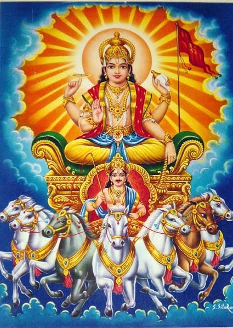 PunjabKesari, Surya Dev, Lord Surya Dev, सूर्य देव